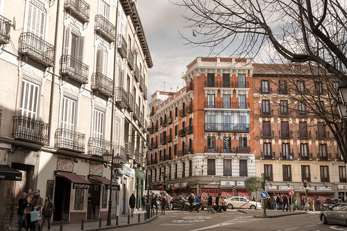 Calle Tintoreros