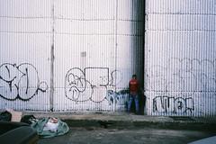 (Hem.Odd) Tags: olympusxa3 agfavista400 malaysia graffiti dirty