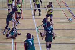 20180512_IMG_7319 (ko_en_volleyball_para) Tags: スポーツ sports バレーボール volleyball パラ para 聴覚障害 deaf the 18th national disabled competition hearing impaired area preliminary 2018 第18回 全国障害者スポーツ大会聴覚障害者バレーボール競技 地区予選大会 大田区体育館 otacity general gymnasium 栃木 tochigi 東京 tokyo