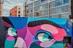 Le regard d'Alber (Isa-belle33) Tags: architecture urban urbain city ville wall mur old ancien fujifilm bordeaux street streetphotography streetart streetartbordeaux graffiti
