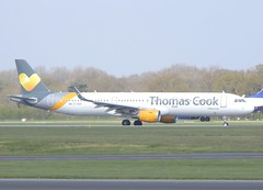 Thomas Cook Airlines Airbus A321-211 G-TCDG (josh83680) Tags: manchesterairport manchester airport man egcc gtcdg airbus airbusa321211 a321211 airbusa321200 a321200 thomas cook airlines thomascook thomascookairlines
