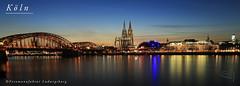 Köln (Fotomanufaktur.lb) Tags: kölnerdom rhein hohenzollernbrücke bluehour abend schölkopf schoelkopf