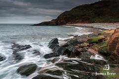 Anchored (www.jamesbrew.com) (James Brew (www.jamesbrew.com)) Tags: isleofman manx britain uk jamesbrew landscape landscapephotography sea seascape coast longexposure nature
