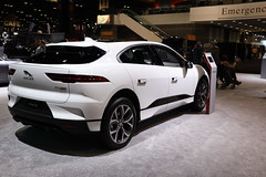 Jaguar I-Pace 2019 EV (Ray Cunningham) Tags: chicago auto show 2019 ipace jaguar electric vehicle ev