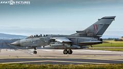 Panavia Tornado GR4 ZA602 'F' Freddie - Macroberts Reply
