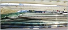 Escalators, Gare des Guillemins, Liège, Belgium (claude lina) Tags: claudelina belgium belgique belgië liège ville city gare station garedesguillemins architecture santiagocalatrava escalator