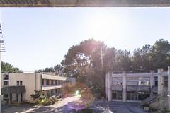 Visite Sophia Antipolis (MINES_ParisTech) Tags: architecture cadransolaire cemef ciel cma crc etudiant oie persee soleil sophia