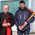 18.3.18 Vía Crucis en CIE de Aluche