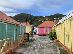 British Virgin Islands, January 2019