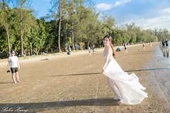 DSC_6106 (Robin Huang 35) Tags: 亞庇縣 沙巴 馬來西亞 my 謝立琪 kiki sabah malaysia 亞庇 丹絨亞路 海灘 沙灘 海岸 裸紗 遊拍 人像 portrait lady girl nikon d850 海邊 beach