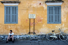 Hoi-An Street Life (Alan1954) Tags: hoian vietnam street bicycle candid asia holiday 2019