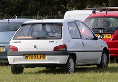 M720 LHO (Nivek.Old.Gold) Tags: 1995 peugeot 106 ski 3door 1124cc marshallrolfe romsey
