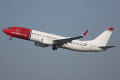 LN-DYT NORWEGIAN AIR SHUTTLE BOEING 737-8JP (Roger Lockwood) Tags: lndyt norwegianairshuttle boeing737