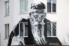 Mural (Rick & Bart) Tags: anvers streetart graffiti art mural belgië vlaanderen rickvink rickbart canon eos70d urban urbanart charlottedecock antwerpen