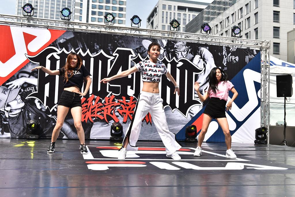 2019 HERO 4 WHO國際街舞大賽邀請舒子晨、Gino於現場帶來令人驚喜的合體演出_10