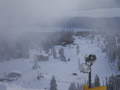 (heinrichj) Tags: canada north america british columbia vancouver grouse mountain winter snow