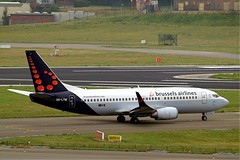 OO-LTM   Boeing 737-3M8 [25070] (Brussels Airlines) Brussels National~OO 15/08/2010 (raybarber2) Tags: 25070 abpic airliner airportdata belgiancivil cn25070 ebbr flickr ooltm planebase raybarber