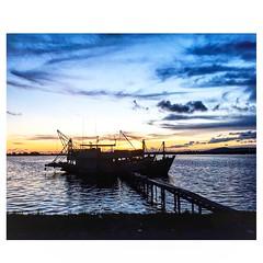 Ready to set sail (joannab_photos) Tags: sail see cambodia boat sunset