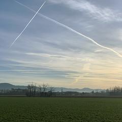 (Paolo Cozzarizza) Tags: italia lombardia bergamo grumellodelmonte panorama cielo prato alberi