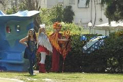В парке. (unicorn7unicorn) Tags: праздник пурим холон парк wah 365the2019edition 3652019 day80365 21mar19