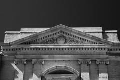 Petersbvrg Savings and Insvrance Co. (michael_orr25) Tags: petersburg virginia tamron18400f3563diiivchld nikond7500 monochrome