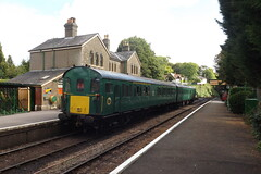 Another picture of a Thumper (adrian77014) Tags: midhantsrailway class205 1125