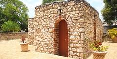 Nidhe Israel Museum & Jewish Synagogue - mikvah (www.Barbados.org) Tags: barbados vacation holiday travel history synagogue