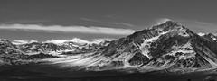 Sierra in black and white (Infinite Monkey2011) Tags: 2019wintersierratrip bw blackandwhite blizzard easternsierra sierra snow snowonthemountain snowymountain