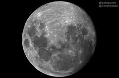 Luna 2019-03-20 - 02:40 T.U. (karaguebo) Tags: astrophotography moon luna astrophoto astro astronomy bresser zwo asi178mm astrofotografía astronomía