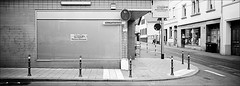 slalomumdennetto (fluffisch) Tags: fluffisch darmstadt bessungen hasselblad xpan panorama 45mmf40 rangefinder messsucher analog film adox cms20ii