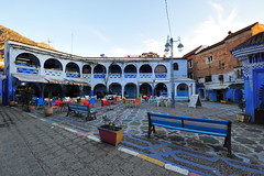 Chefchaouen, Morocco, January 2019 D700 302 (tango-) Tags: chefchaouen bluecity villaggioblu bluevillage morocco maroc 摩洛哥 marruecos марокко المغرب