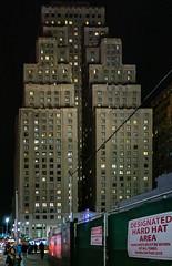 New Yorker Hotel (Jocey K) Tags: sonydscrx100m6 triptocanadaandnewyork architecture street people newyorkerhotel hotel signs