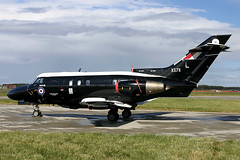 Dominie T1 XS711 'L' 55(R) Squadron (Mark McEwan) Tags: hawkersiddeley dominie dominiet1 xs711 55rsquadron raf royalairforce rafkinloss kinloss military 6fts 6flyingtrainingschool aviation aircraft airplane