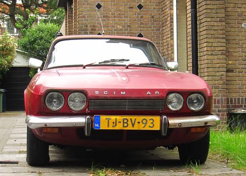 1973 Reliant Scimitar GTE SE5A