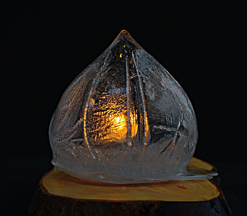 Ice Bubble & Candle