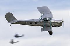 Blackburn B2 - 03 (NickJ 1972) Tags: shuttleworth collection oldwarden race day airshow 2018 aviation blackburn b2 gaebj