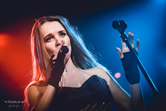 Symfobia (ajkabajka) Tags: concert concerts concertphoto concertphotography music live metal musician symfobia female singer woman metalgirl gothic