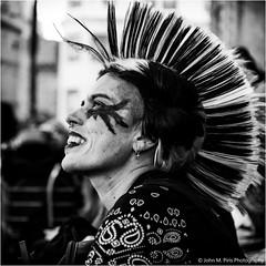 _H1A9771 (John M. Piris) Tags: carnavales cadiz spain monochrome fiesta