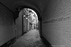 Sainte-Anne (Spotmatix) Tags: 24mm 24mmf28 a68 belgium brussels camera effects lens minolta monochrome places primes sony street streetphotography