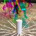 Chalk at the Walker 4 (Harris shutter effect)