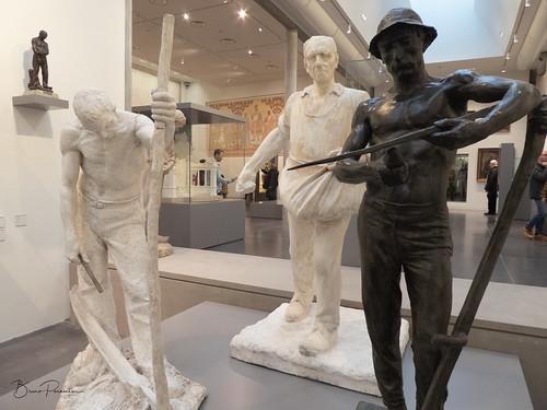 """""""La Piscine"""" : sculptures"""