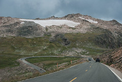 090819.101 Descend west of Beartooth Pass, Wyoming (tulak56) Tags: 2009 wyoming road mountains beartooth