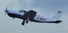 Piper PA-32R-301 Saratoga SP G-BPVI Lee on Solent Airfield 2019 (SupaSmokey) Tags: piper pa32r301 saratoga sp gbpvi lee solent airfield 2019