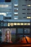 #371 (Vitor Nisida) Tags: sampa sp saopaulo sãopaulo urbana urban urbanphotography cityscape streetphotography rua street you netflix reflexo reflex janela window fachada facade