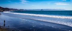 Cayucos Blue Beach (CDay DaytimeStudios w /1 Million views) Tags: beach ca california cayucos coastline highway1 ocean pacificcoast pacificcoasthighway pacificocean water