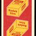 Kodak film card