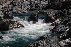 White water on the Acheron River - Molesworth Road New Zealand (Maureen Pierre) Tags: landscape xt2 fujifilm npsnz naturephotographyclub trip waterfall white water rocks