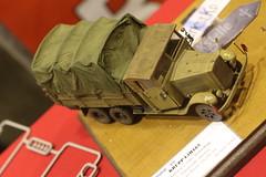 Krupp L3H1 - 1/35 - Bernard Cuchet (CHRISTOPHE CHAMPAGNE) Tags: 2019 belgique exposition maquette roselie fele maquettisme krupp l3h1 63 135 bernard cuchet