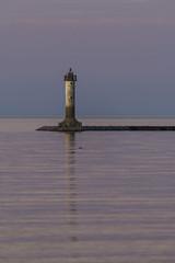 Маяк на Ладожском озере (SergeyGorodnichev) Tags: маяк russia ладога озеро