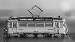 Yramway - 6540 (ΨᗩSᗰIᘉᗴ HᗴᘉS +50 000 000 thx) Tags: tram tramway blackandwhite noiretblanc toy monochrome belgium europa aaa namuroise look photo friends be yasminehens interest eu fr party greatphotographers lanamuroise flickering macro bn nb bw